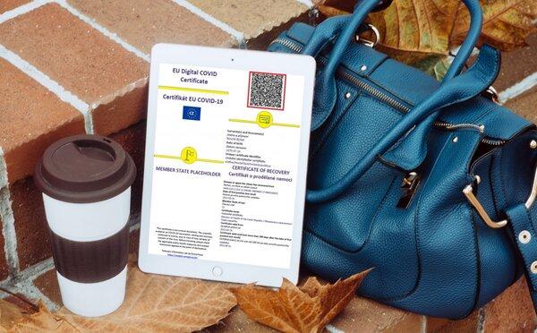 Jak stáhnout COVID pas a k čemu slouží?