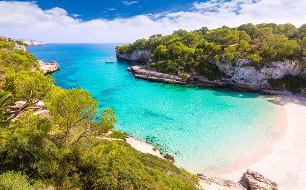 Nejkrásnější pláže, kam doletíte z České republiky pod 4 hodiny