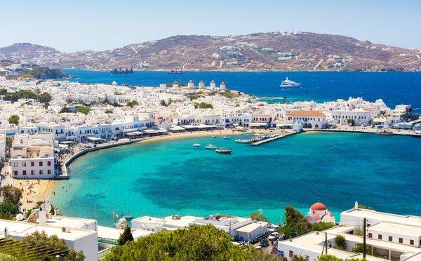 Užijte si svou řeckou dovolenou na krásném Mykonosu