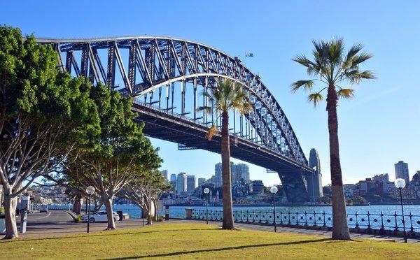 Zaleťte si do Sydney, velkoměsta spřírodou na dosah
