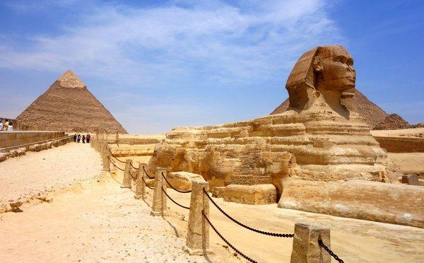 Za tajemstvím faraonů: Starověký Egypt Vás zve knávštěvě