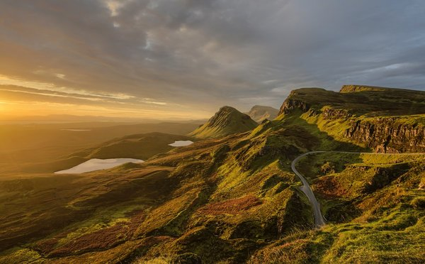 Tip na nejhezčí zemi na světě: Vydejte se obdivovat nehostinné půvaby Skotska