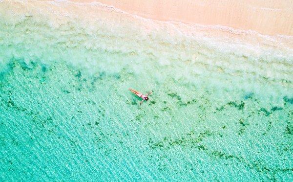 6 nejlepších tropických destinací pro sólo cestovatele