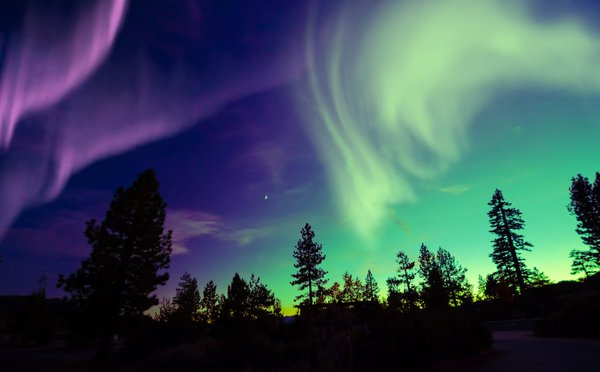 Kam za polární září? Ideálním tipem je norské Tromsø