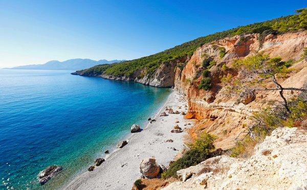 Navštivte méně známé, ale o to více okouzlující řecké ostrovy