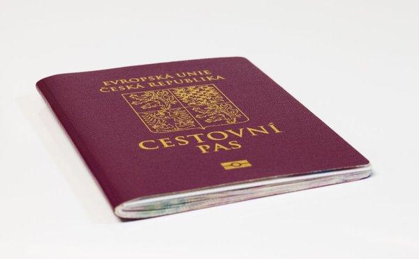 Cestovní doklady do Brazílie
