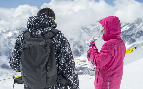 Ski amadé – Lyže a víno: Vychutnejte si bílé svahy i lahodný mok
