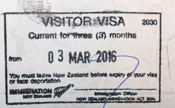 Jak získat vízum na Nový Zéland, které vybrat a kolik stojí