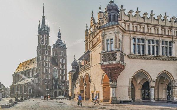 Tipy na aktivity v Polsku – památky, rodinné aktivity i nakupování