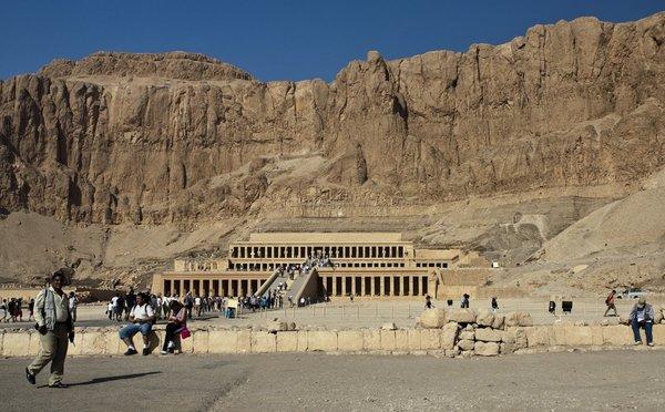 Nechte se na vlnách času přenést do egyptského Údolí králů