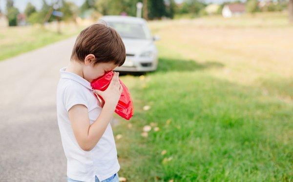 Kinetóza neboli nevolnost při cestování. Jak s ní bojovat?