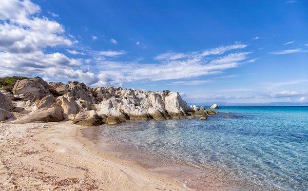 Chalkidiki: Vycestujte za koupáním na řecký poloostrov – Poseidonův trojzubec