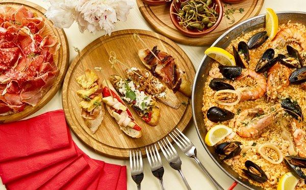 Španělská kuchyně – nejznámější jídla, pití a jejich ceny
