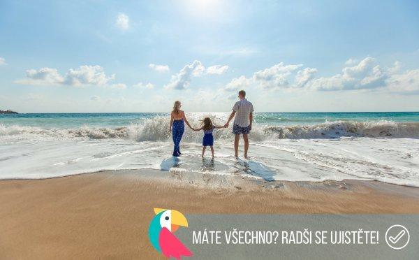 Checklist na cesty: Na co nezapomenout před dovolenou