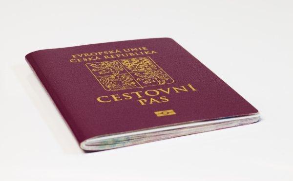 Cestovní doklady na Mauricius