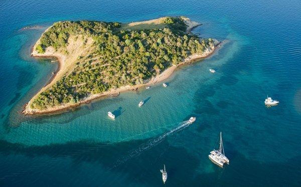 4 chorvatské ostrovy bez návalů turistů