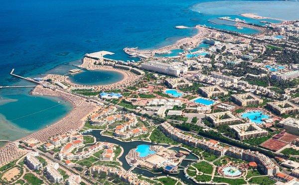 8 nejlepších hotelů v Egyptě: Vyberte si ten svůj pro skvělou dovolenou