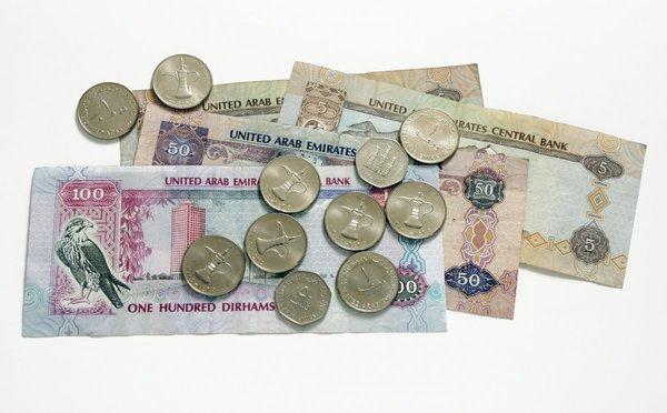 Jak platit v SAE - kurz, směna a výběr peněz