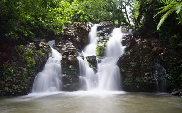 Tipy na aktivity na Fidži – národní parky, rezervace a vodopády