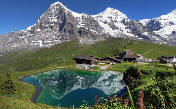 Švýcarsko: Proč vyrazit na letní dovolenou právě sem?