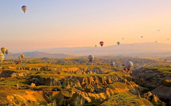 Tipy na aktivity v Turecku – pohádková Kappadokie, dlouhé pláže i zábava pro celou rodinu