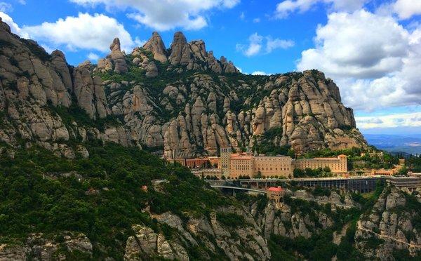 7 tipů na jednodenní výlety z Barcelony