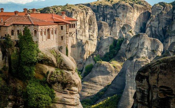 Řecká Meteora: Vydejte se na výlet do míst jako zavěšených ve vzduchu