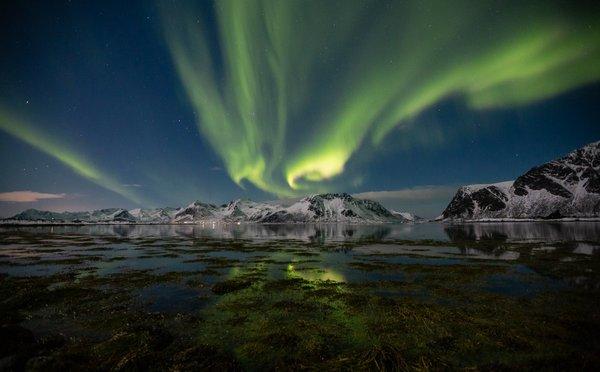 Za polární září s profesionálním fotografem Dominikem Belicom
