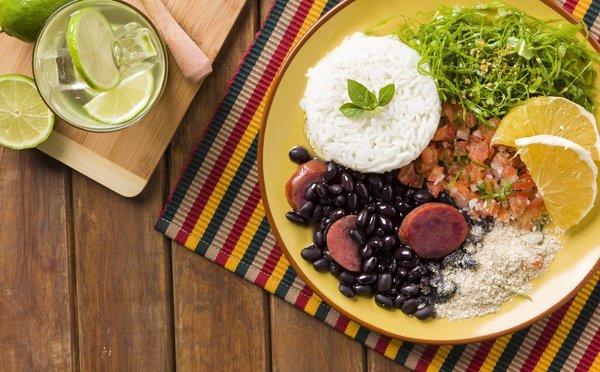 Brazilská kuchyně – nejznámější jídla, pití a jejich ceny