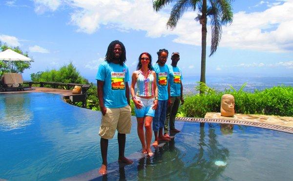 """Jamajka určitě není vhodná pro """"fajnovky"""", říká Nita Kimuri"""