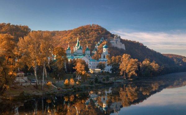 Tipy na aktivity na Ukrajině – národní parky, historická místa i nákupy
