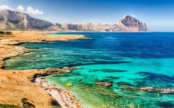 Italský ostrov Sicílie nabízí dovolenou bohatou na zážitky