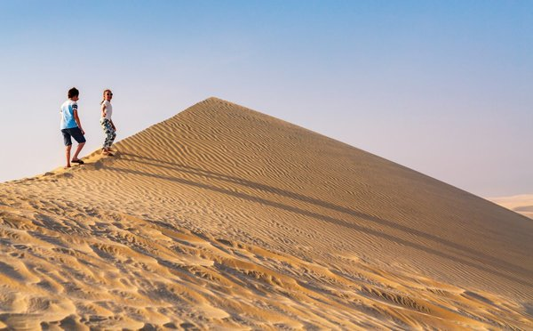 Tipy na aktivity v Kataru – písečné duny, romantické pláže i moderní budovy