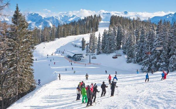 Zell am See: Vydejte se lyžovat do oblasti věčného ledu