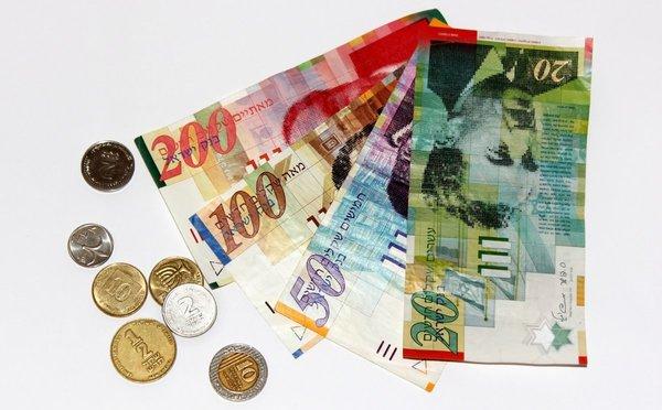 Čím a jak platit v Izraeli – izraelský šekel, kurz měny a ceny
