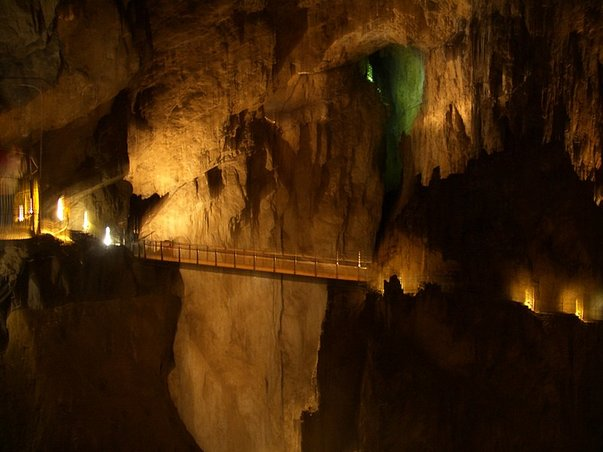 Skočjanské jeskyně