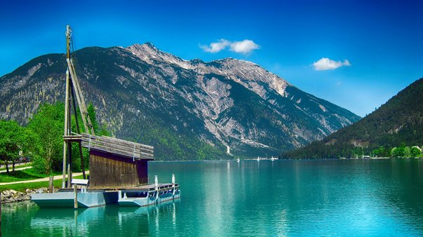 Jezero Achensee