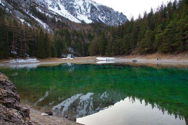 Jezero Grüner See