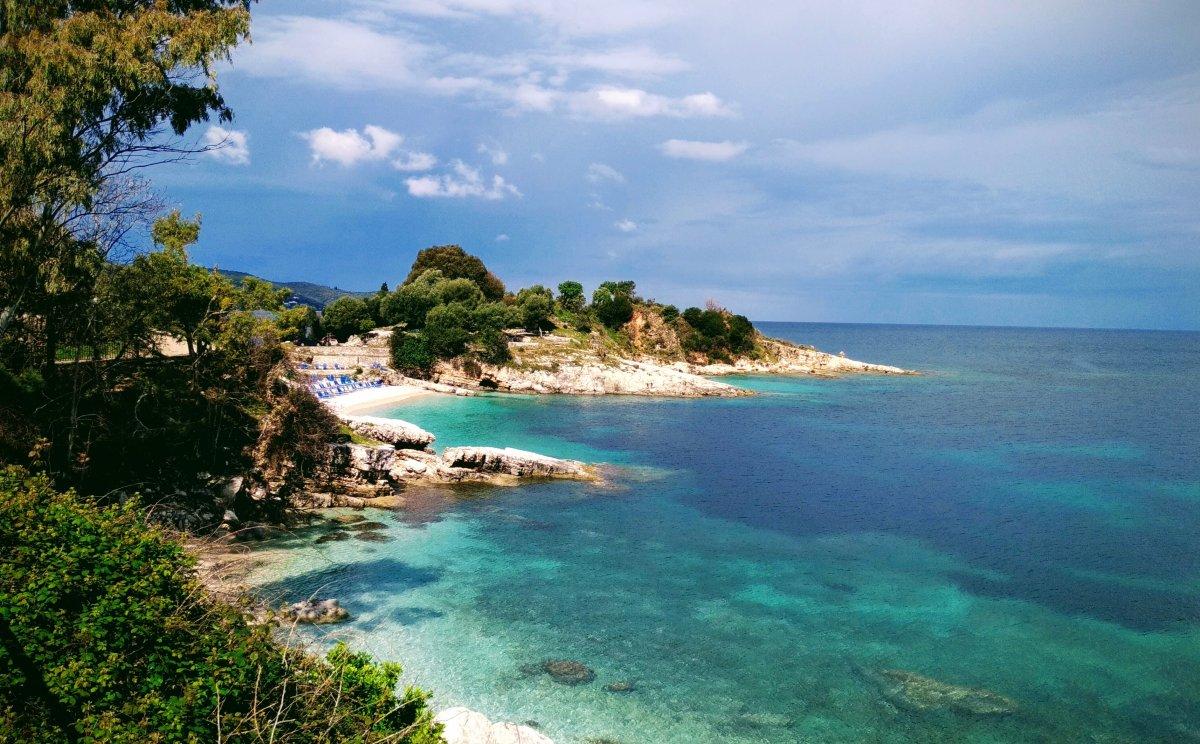 Když srdce dá šach rozumu aneb život na Korfu pohledem české spisovatelky