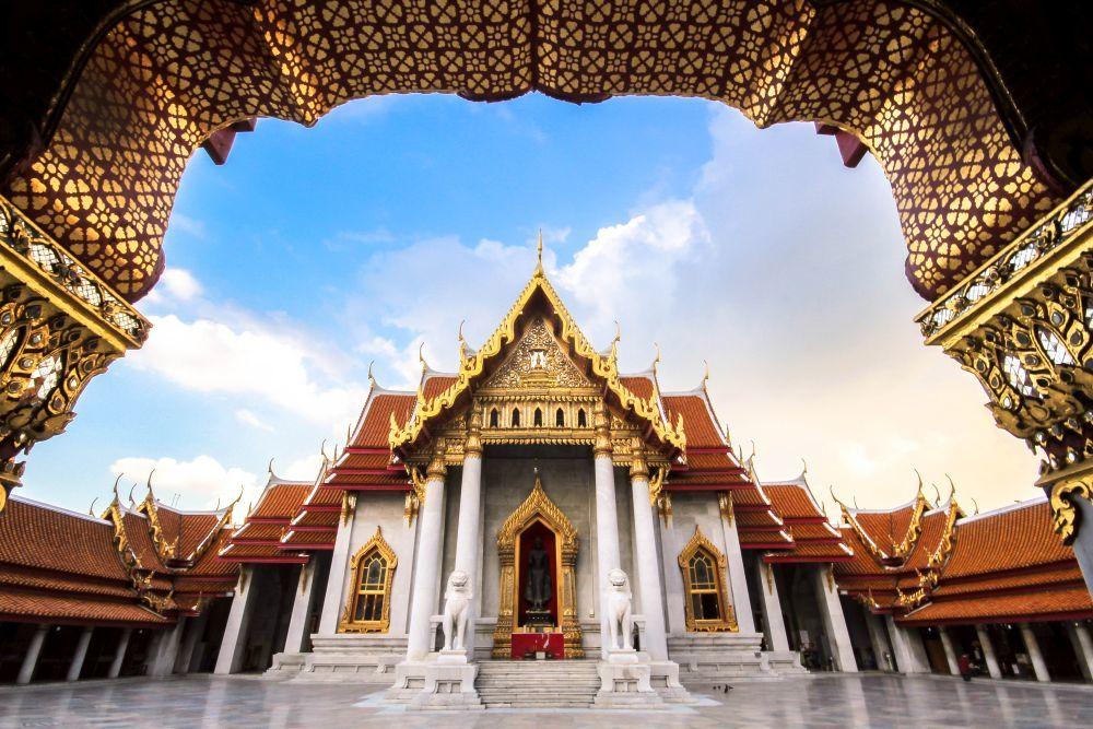 Bangkok z Prahy za 12 340 Kč