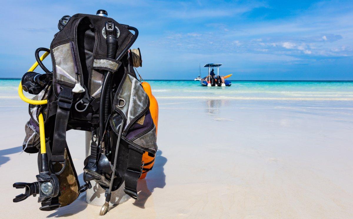 Za úžasným potápěním a šnorchlováním na africký Zanzibar