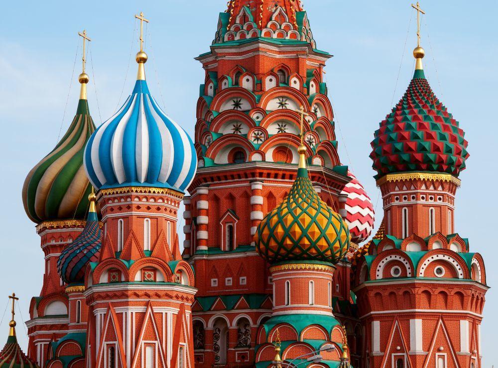 Letenky do Moskvy za 2 646 Kč