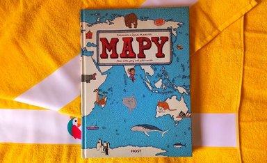 Mapy a Atlas světa, jaký svět ještě neviděl