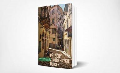 Kniha Příběhy z korfských uliček