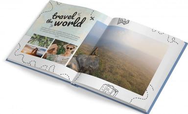 Poukázka na fotoknihu z dovolené