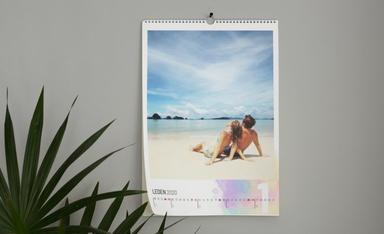Poukázka na fotokalendář