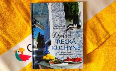 Kniha Domácí řecká kuchyně