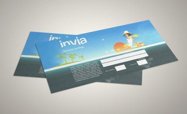Poukázka 500 Kč od CA Invia.cz