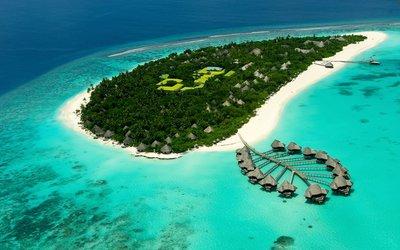 Průvodce Maledivy