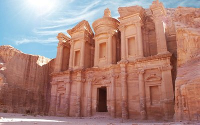 Průvodce Jordánsko
